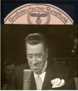 La propagande nazie en français sur Radio Stuttgart et l'avertissement de Fernandel