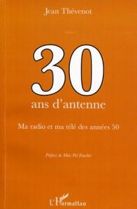 livre - 30 ans d'antenne