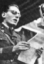 Maurice Schumann, porte-parole  de la France libre a la BBC.