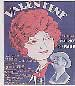 Le grand succes de 1925:              Valentine  Paroles: A. Willemetz   Musique: H. Christine   Interprete : Maurice Chevalier