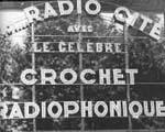 Extrait d'un Crochet radiophonique