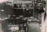 Emetteur de Radio-Nîmes, detruit  par l?armee allemande en retraite.