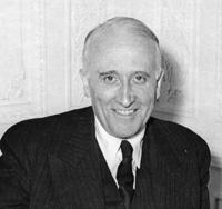 Henry Barraud, directeur de la Chaîne nationale