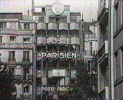 Le 116bis Champs-Elysees avant-guerre
