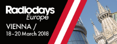 Radiodays 2018 : les Radiodays auront lieu à Vienne