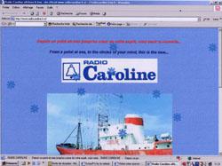 site - Embarquez sur le bateau de la célèbre radio pirate anglaise
