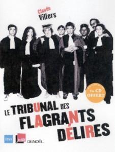 livre - Le Tribunal des flagrants délires